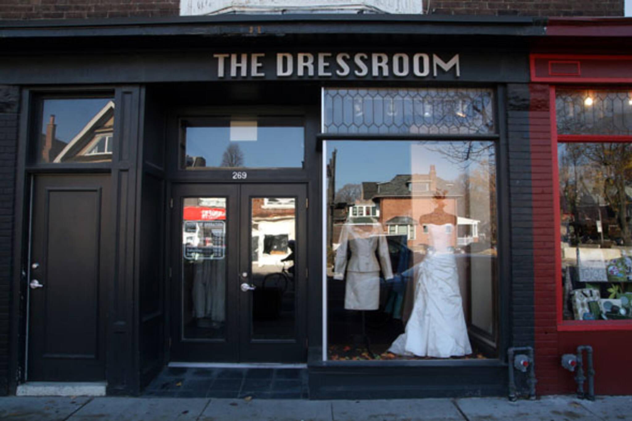 The Dressroom Toronto