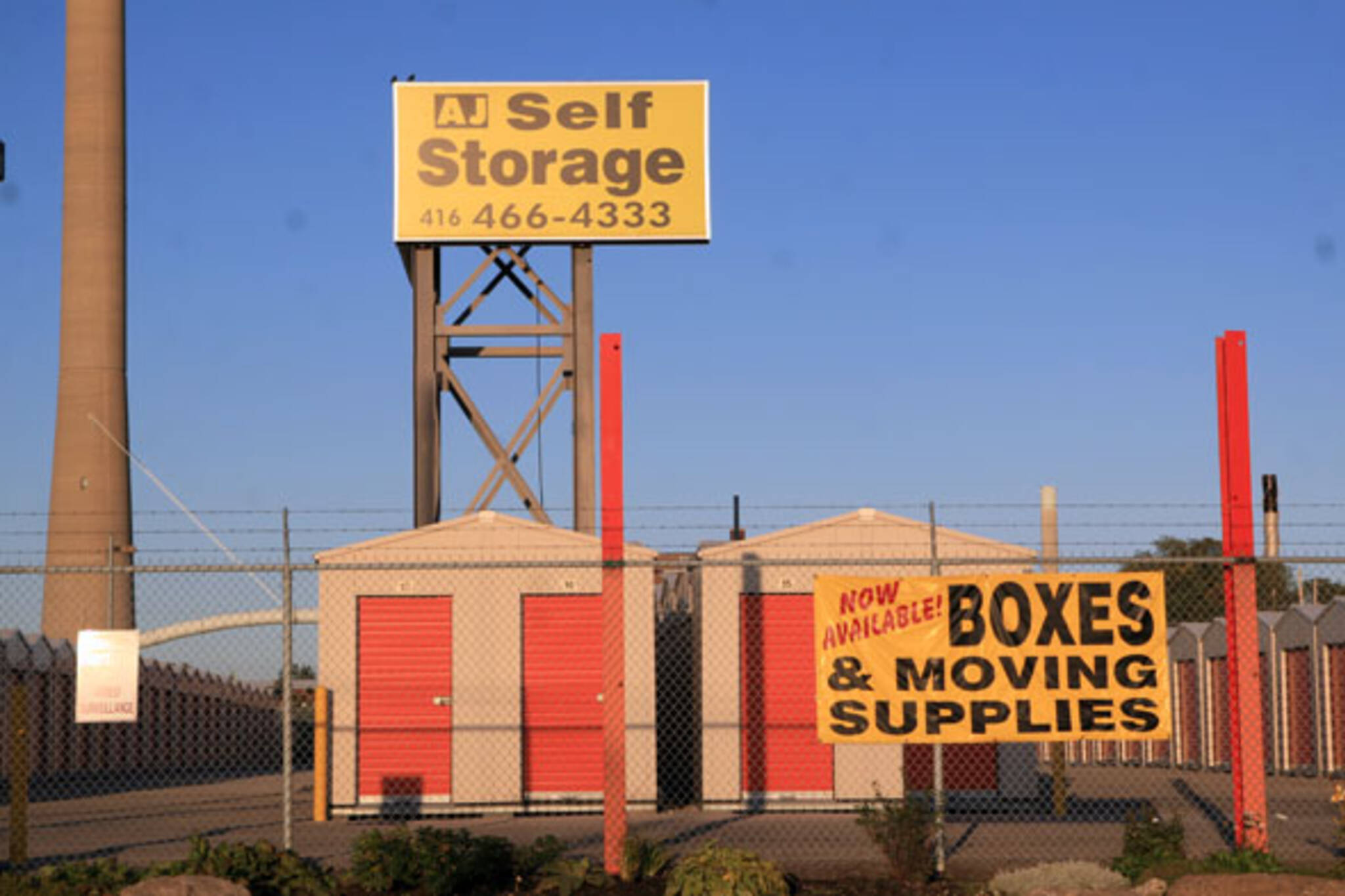 AJ Self Storage