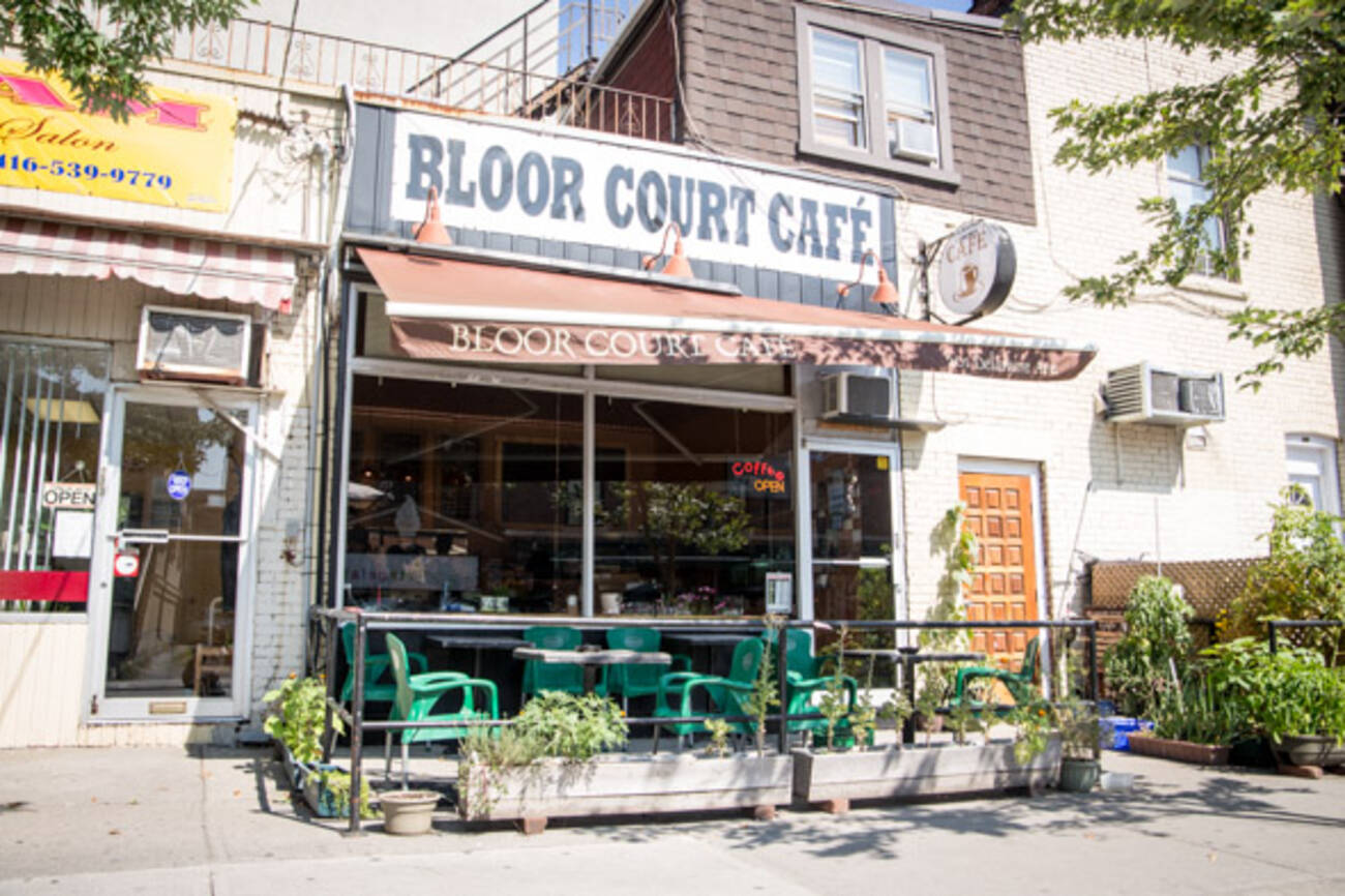 Good Restaurants On Bloor West