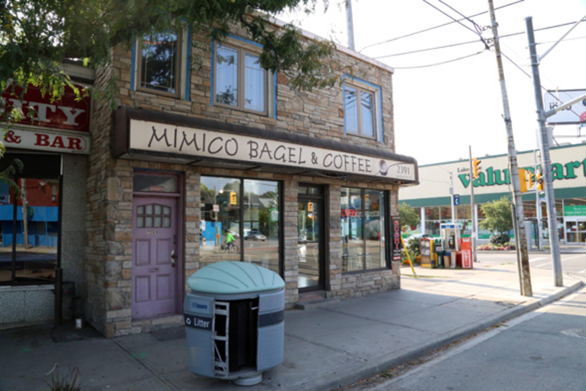 Mimico Bagel Coffee