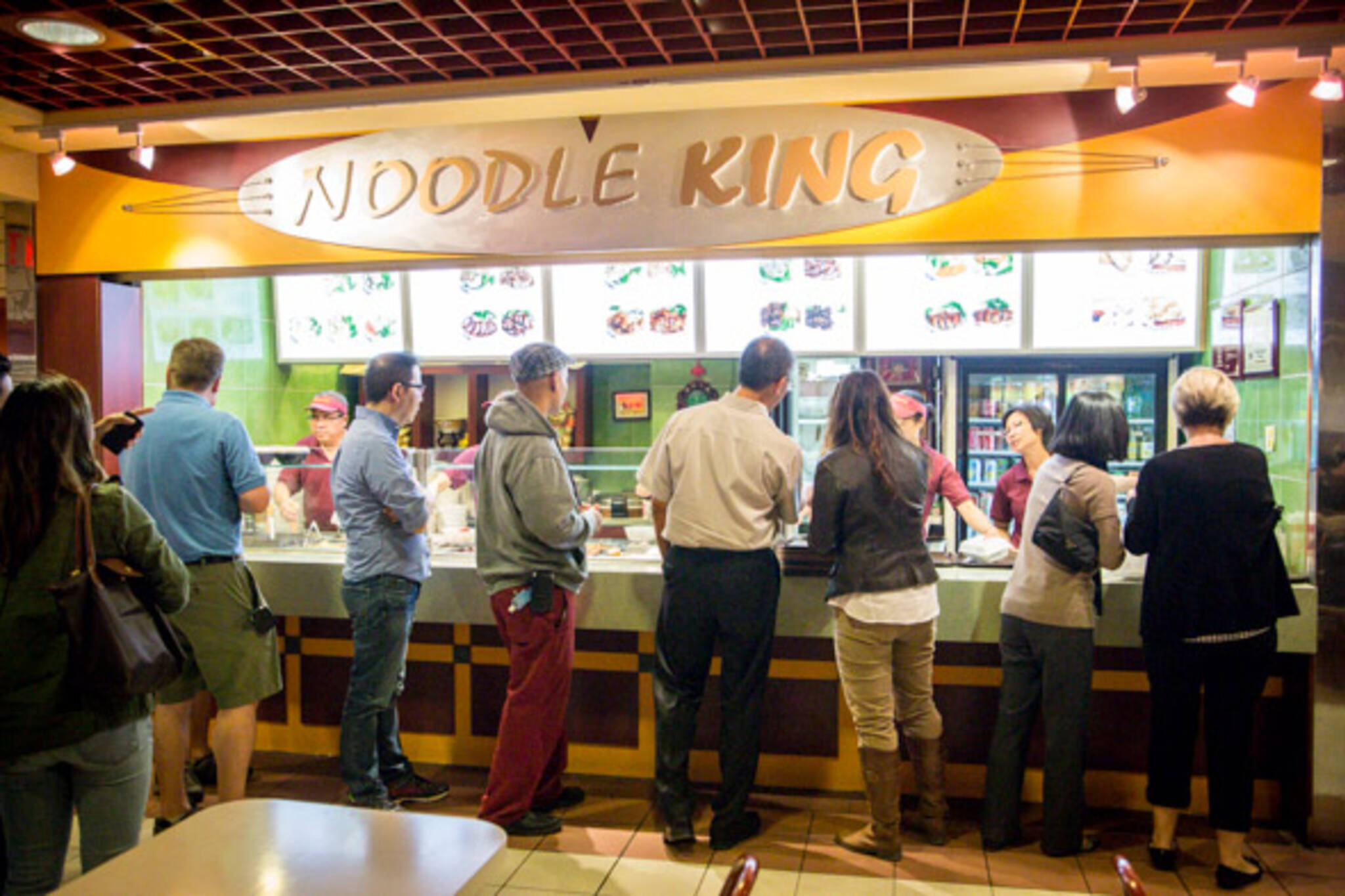 noodle king toronto