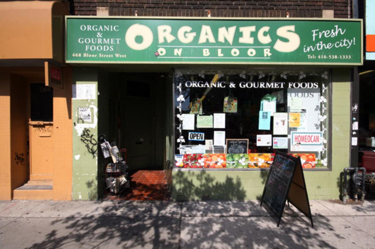 Organics On Bloor Closed Blogto Toronto
