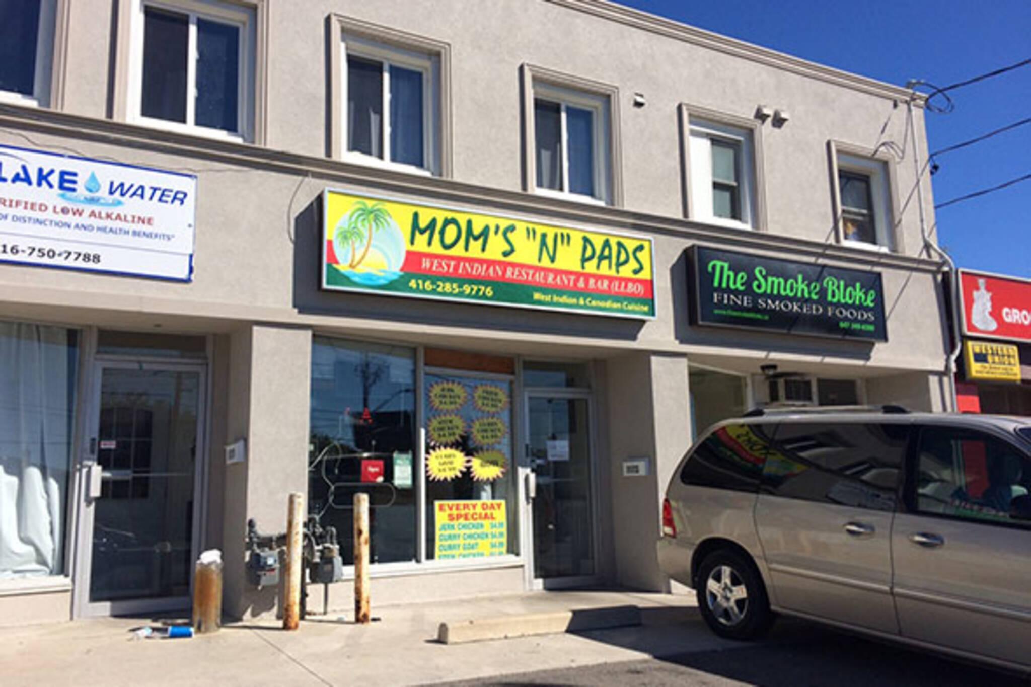 Moms Paps Toronto