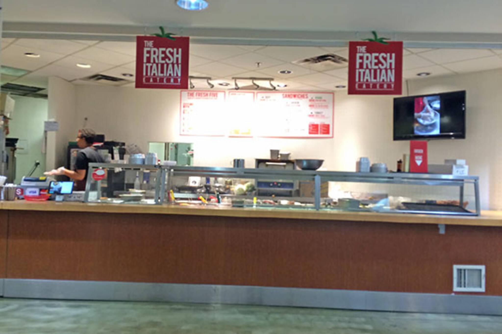 The Fresh Italian Eatery