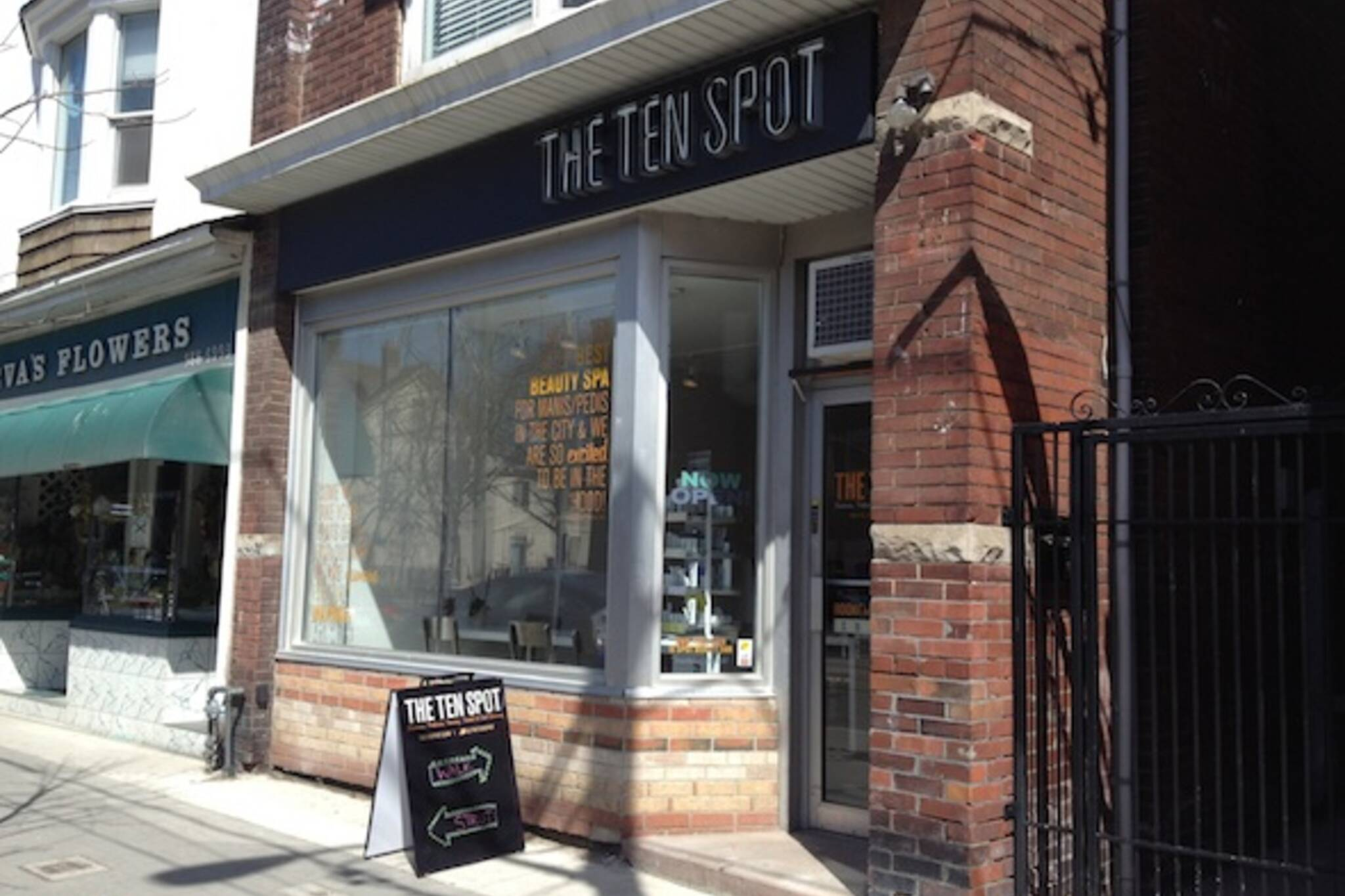 Ten Spot roncesvalles