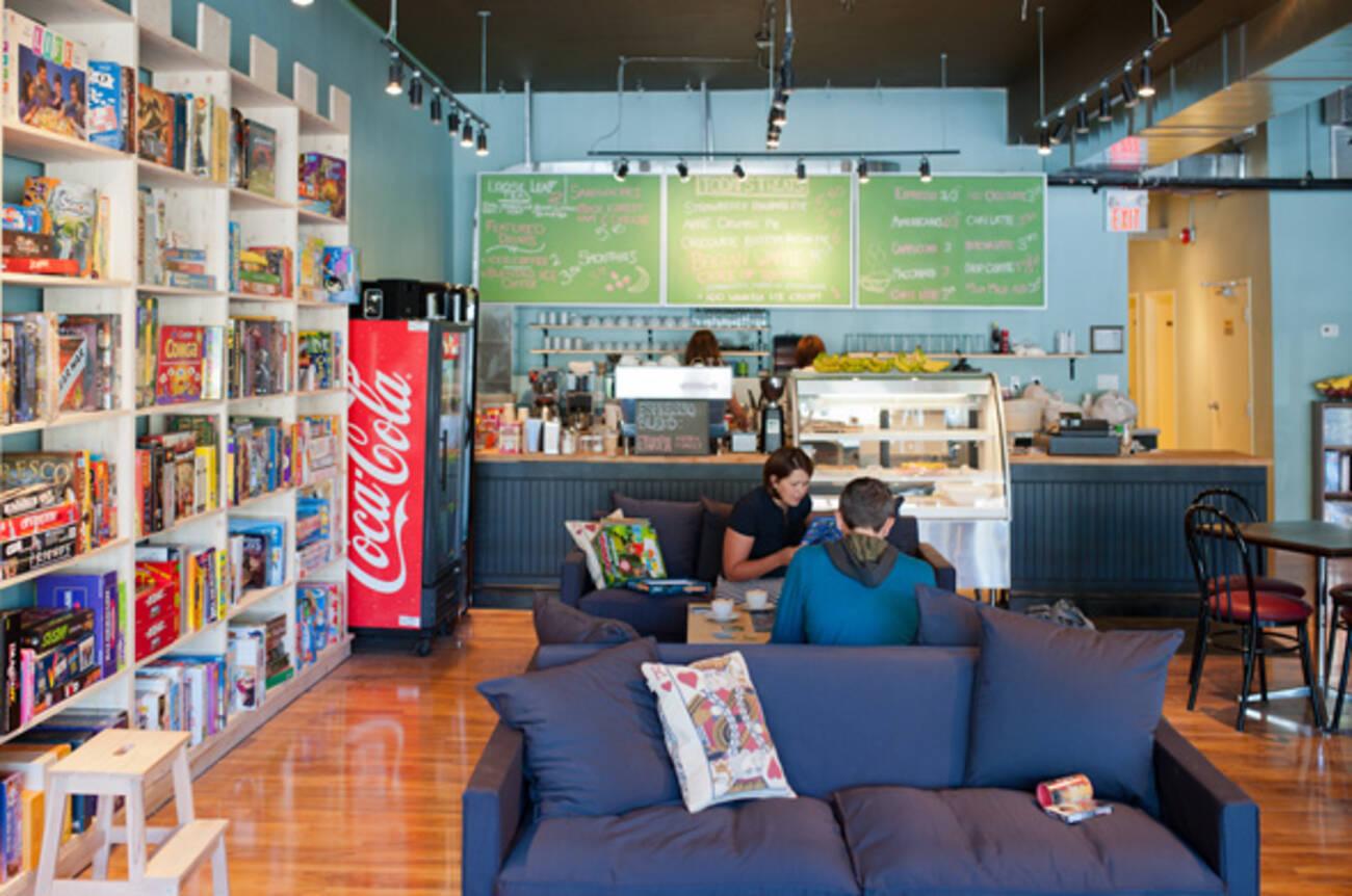 Game Kafe