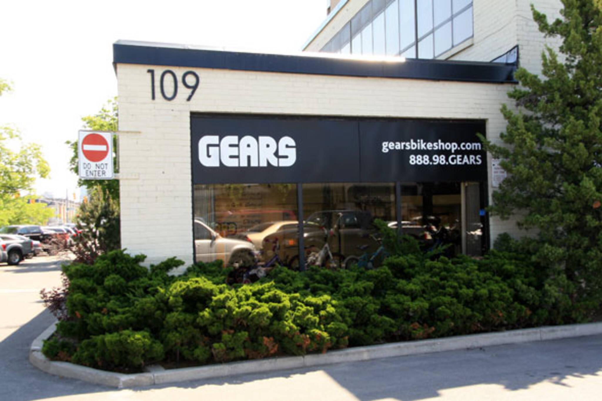 Gears Bikes