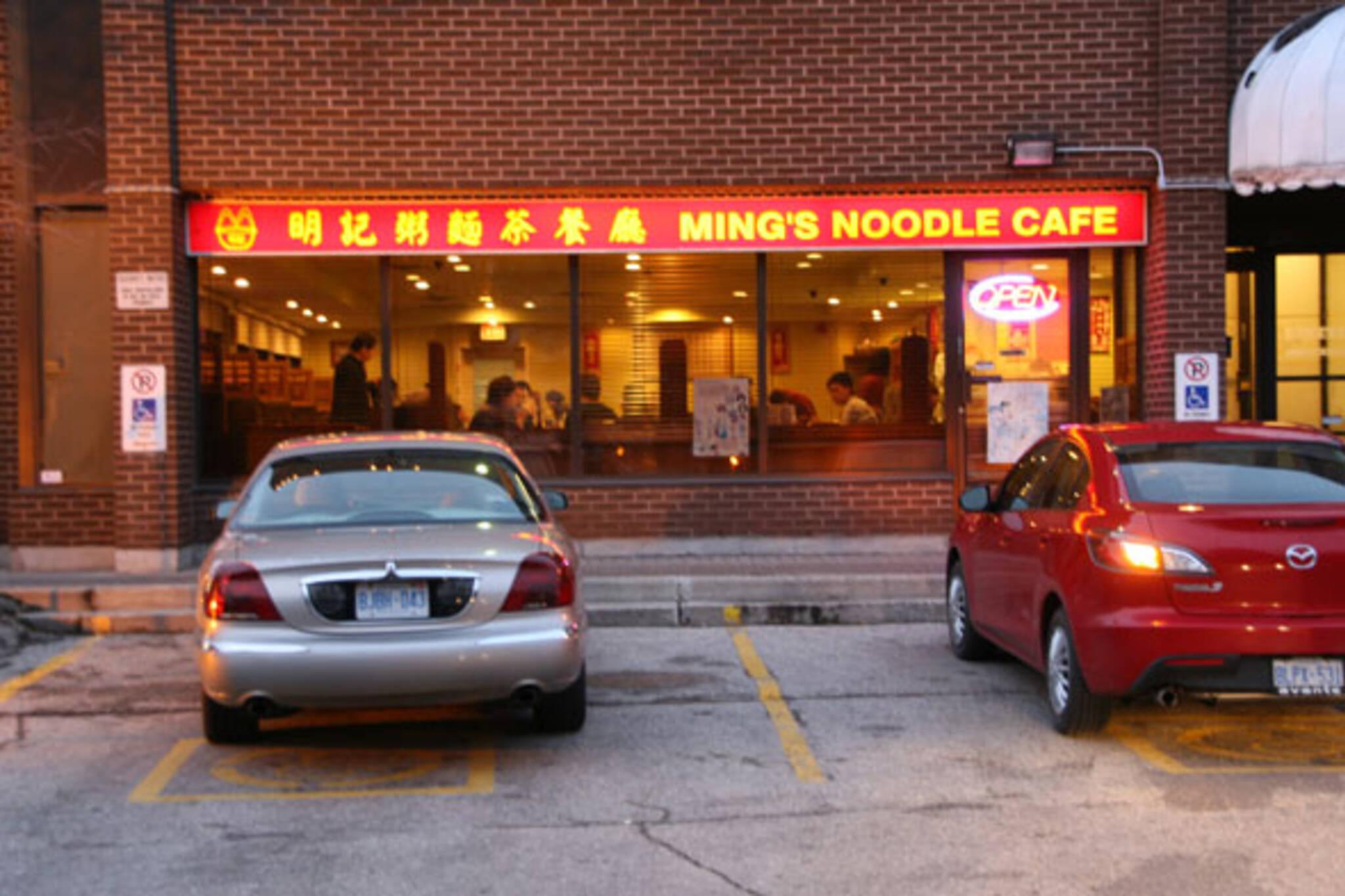 Mings Noodle Cafe