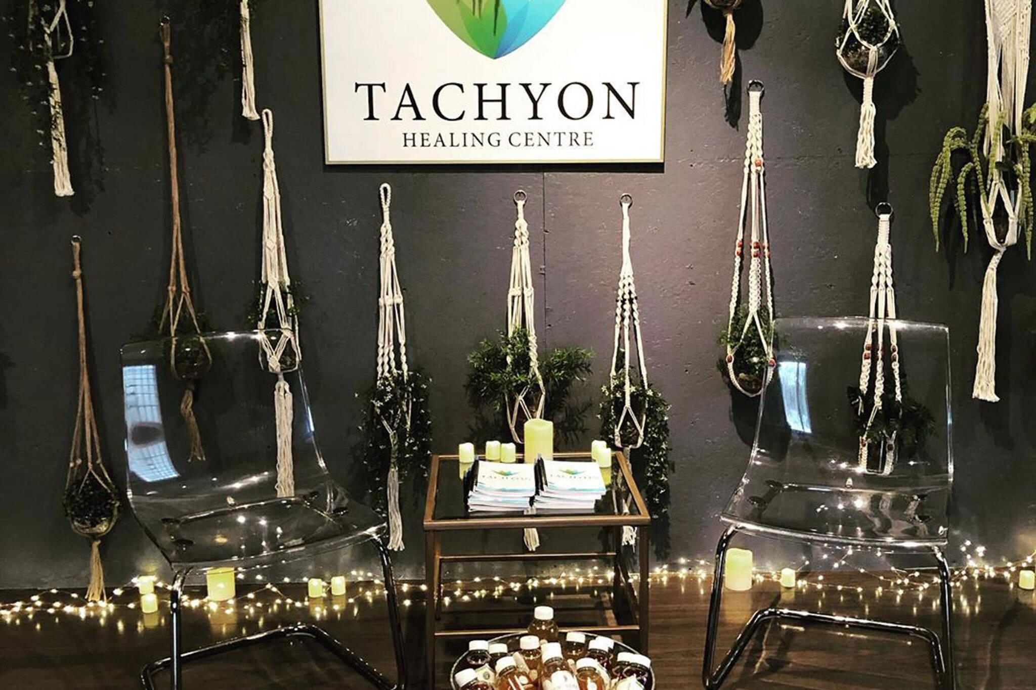 tachyon healing centre toronto