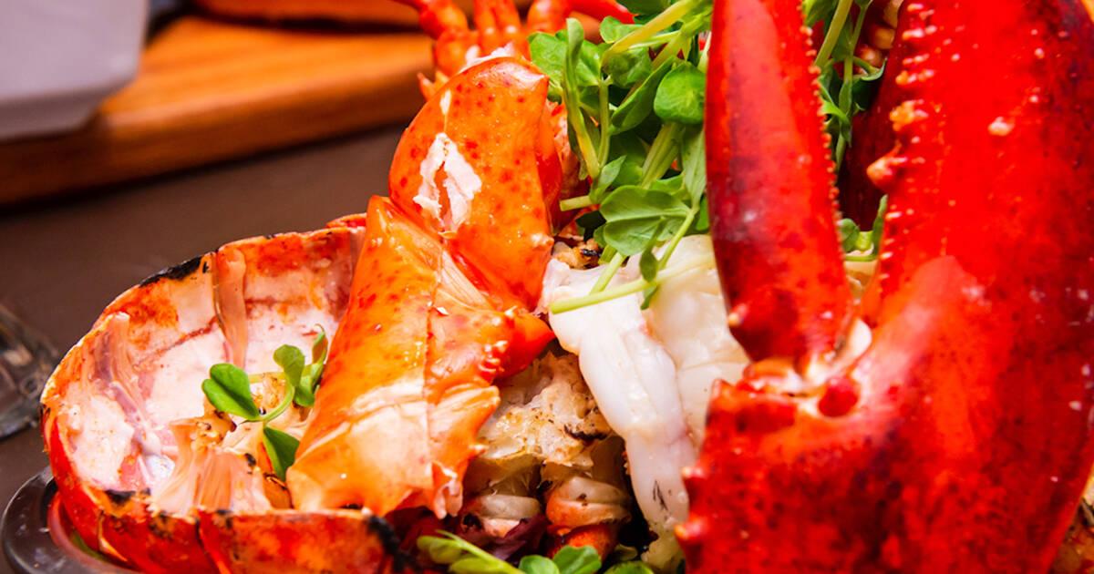 Lobster Burger Bar in Toronto