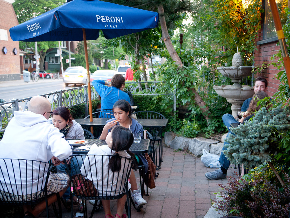 Toronto Patio Guide Terrazza