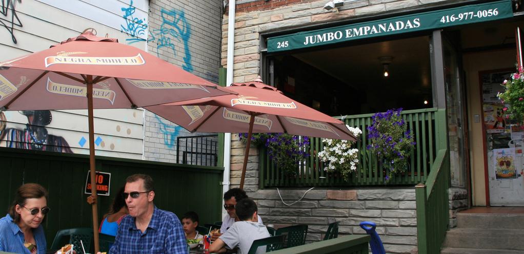 Jumbo Empanadas