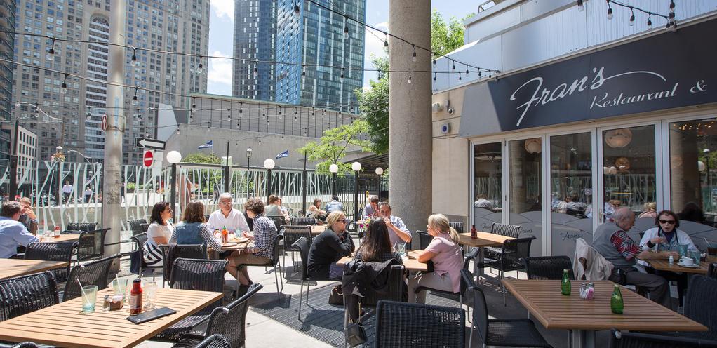 Fran's Diner (Front St.)