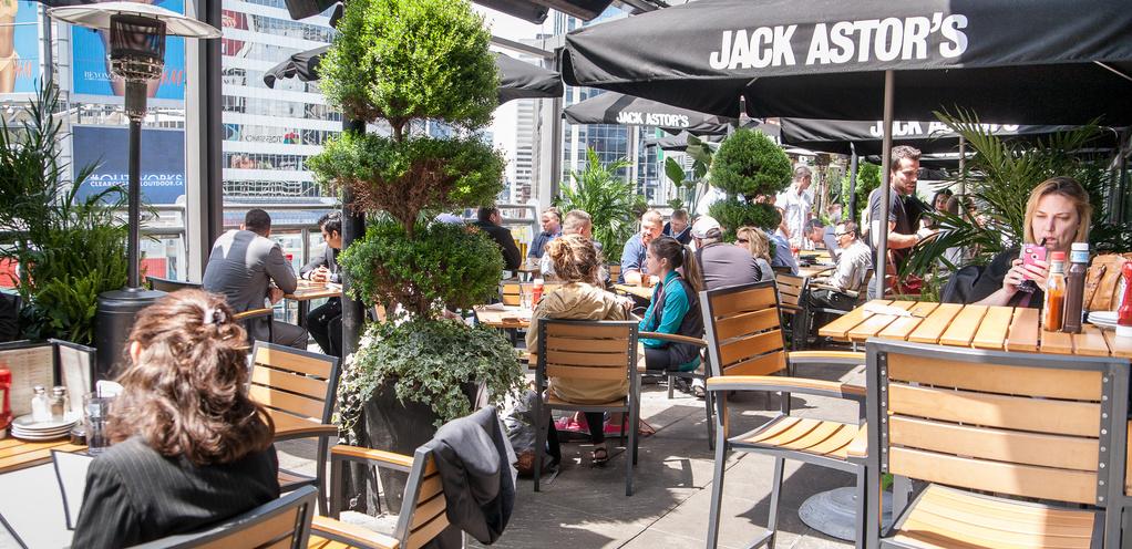 Jack Astor's (Yonge and Dundas)
