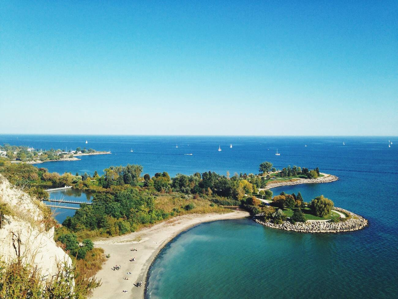The most beautiful places in Toronto