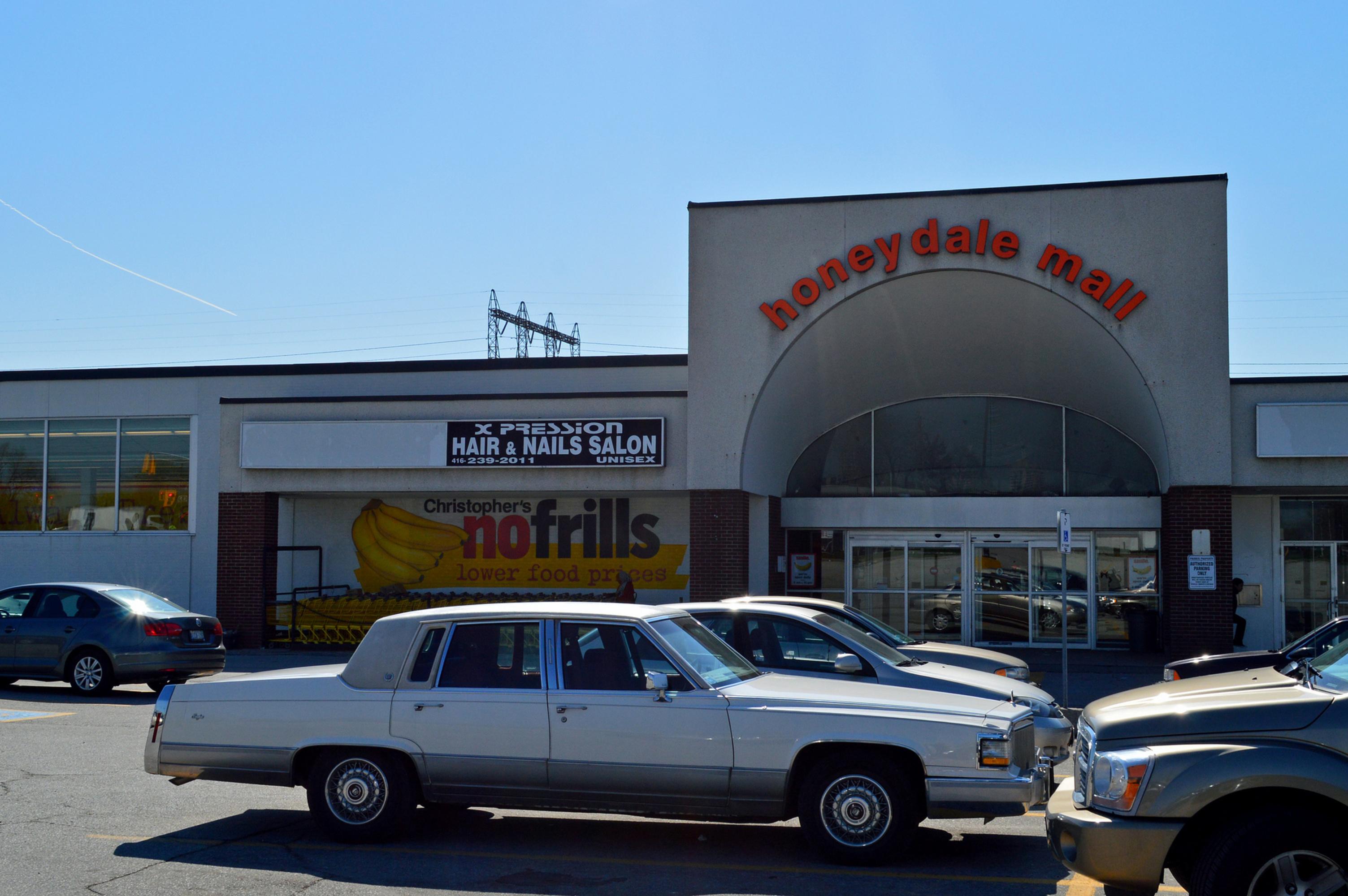 honeydale mall