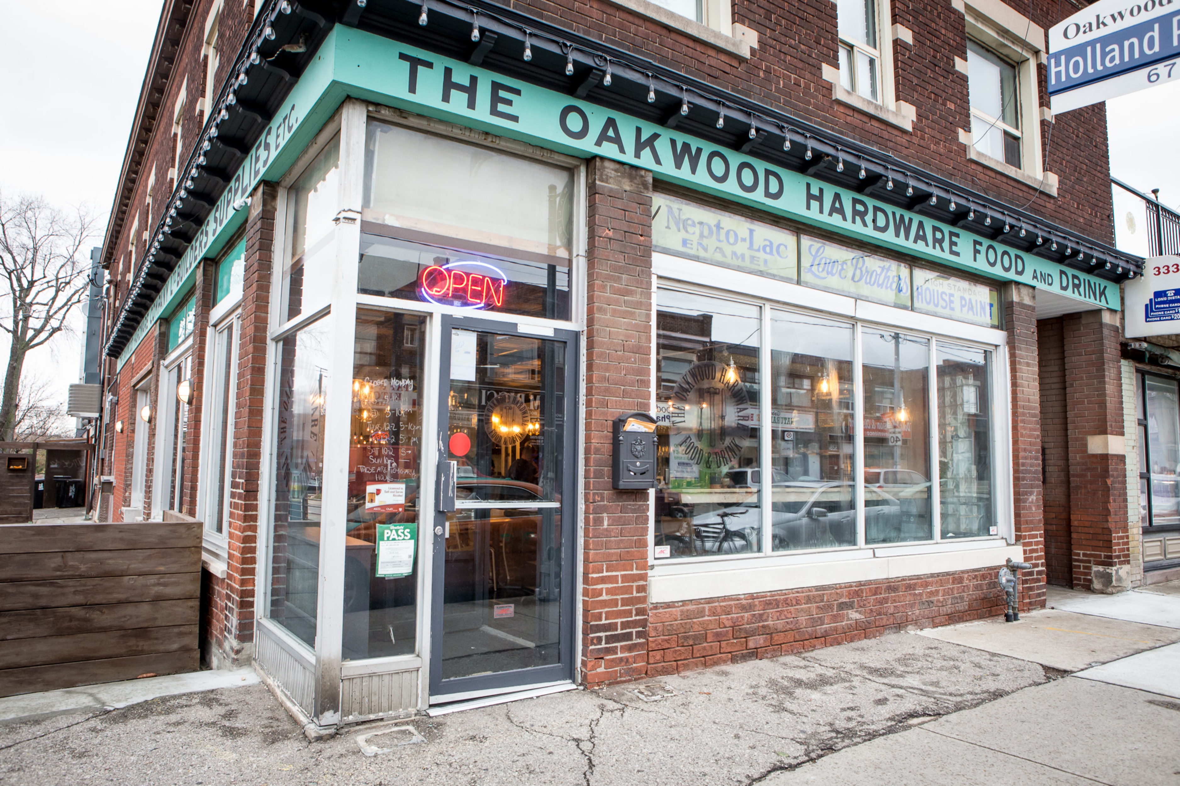 Oakwood Hardware Toronto