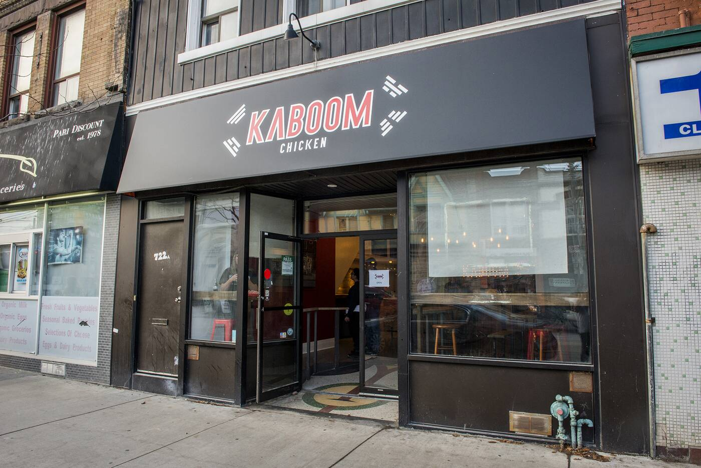 Kaboom Chicken Toronto