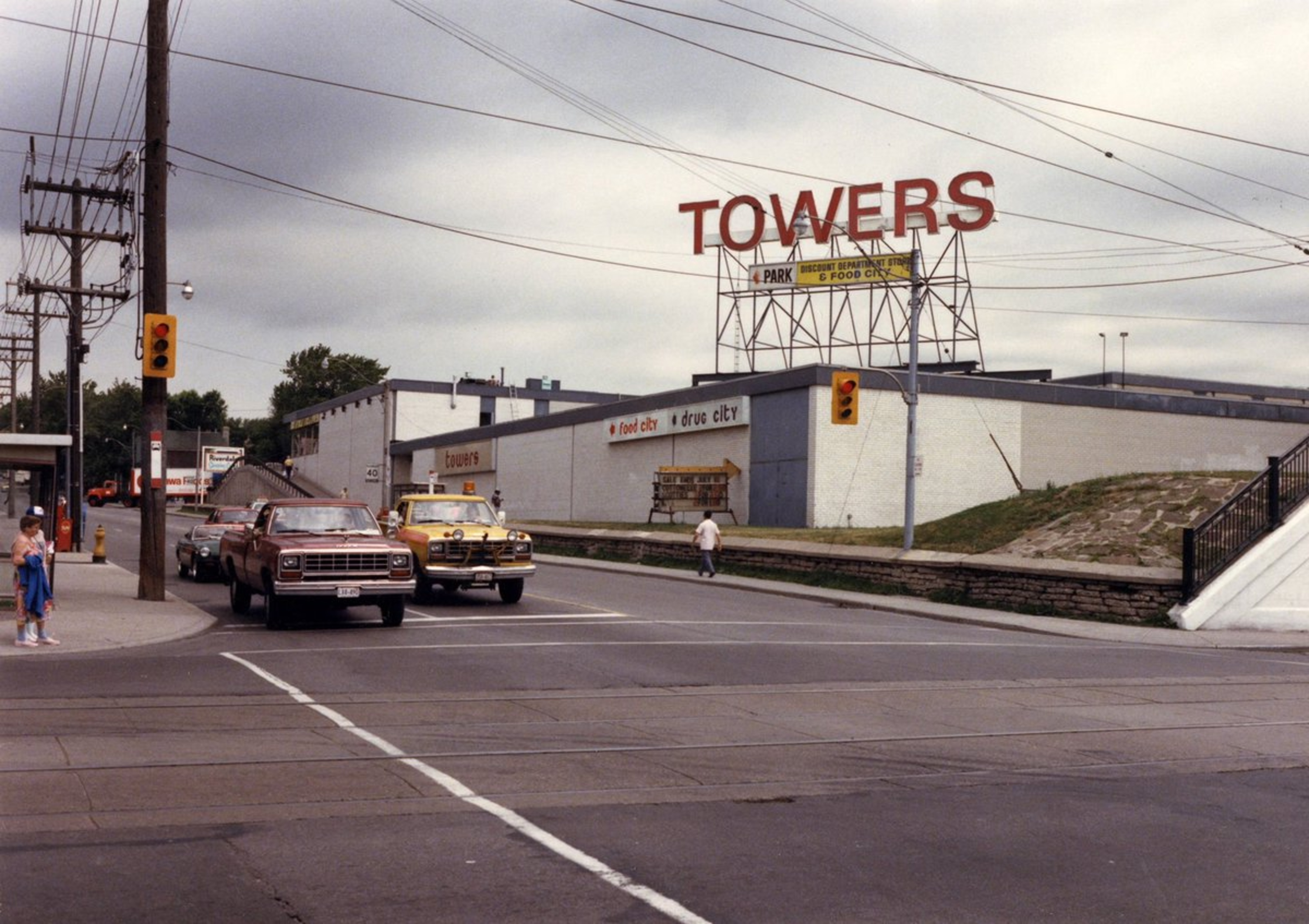 towers discount store toronto