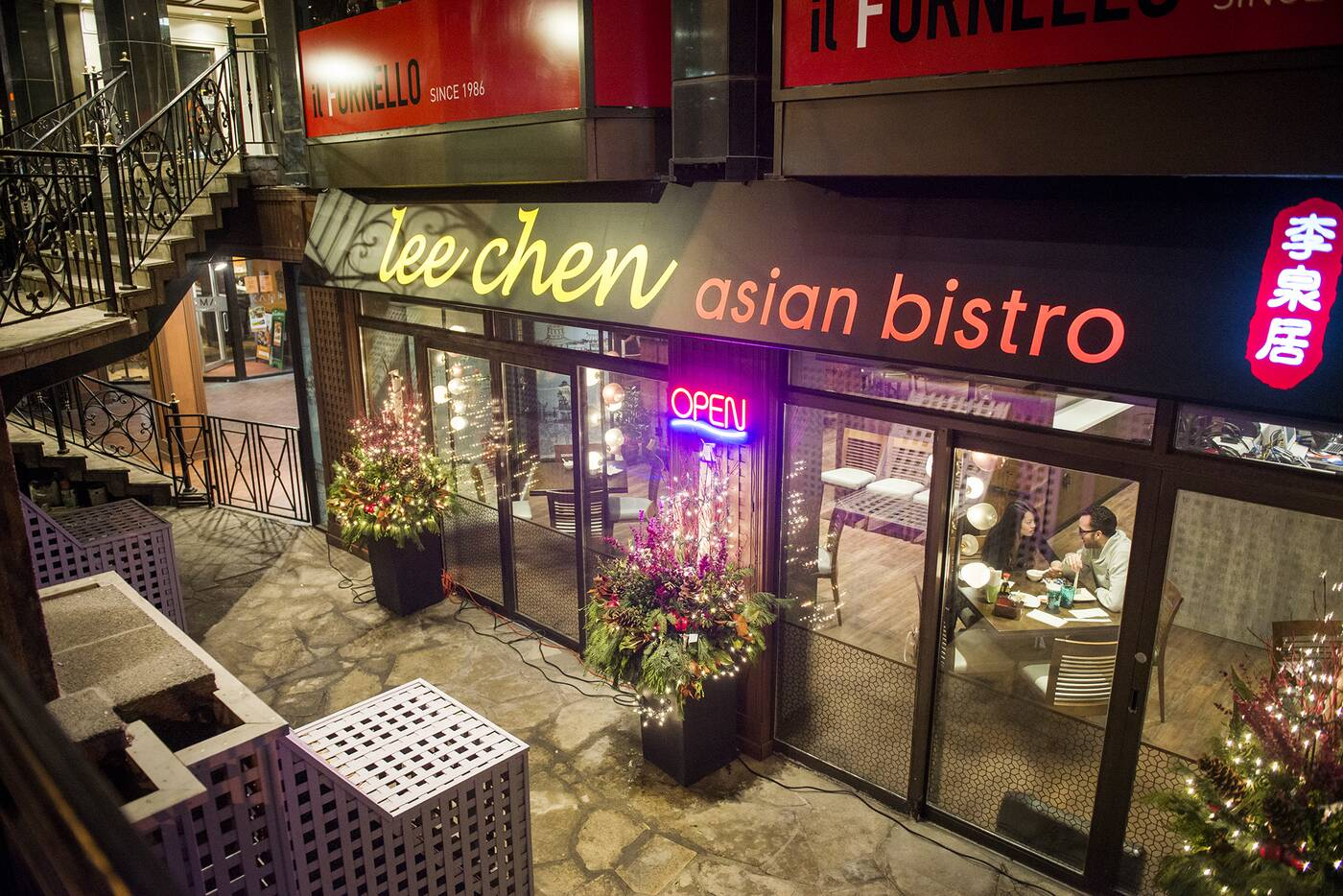 Lee Chen Asian Bistro