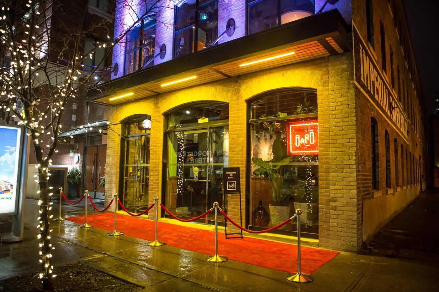 Best Restaurants Toronto West