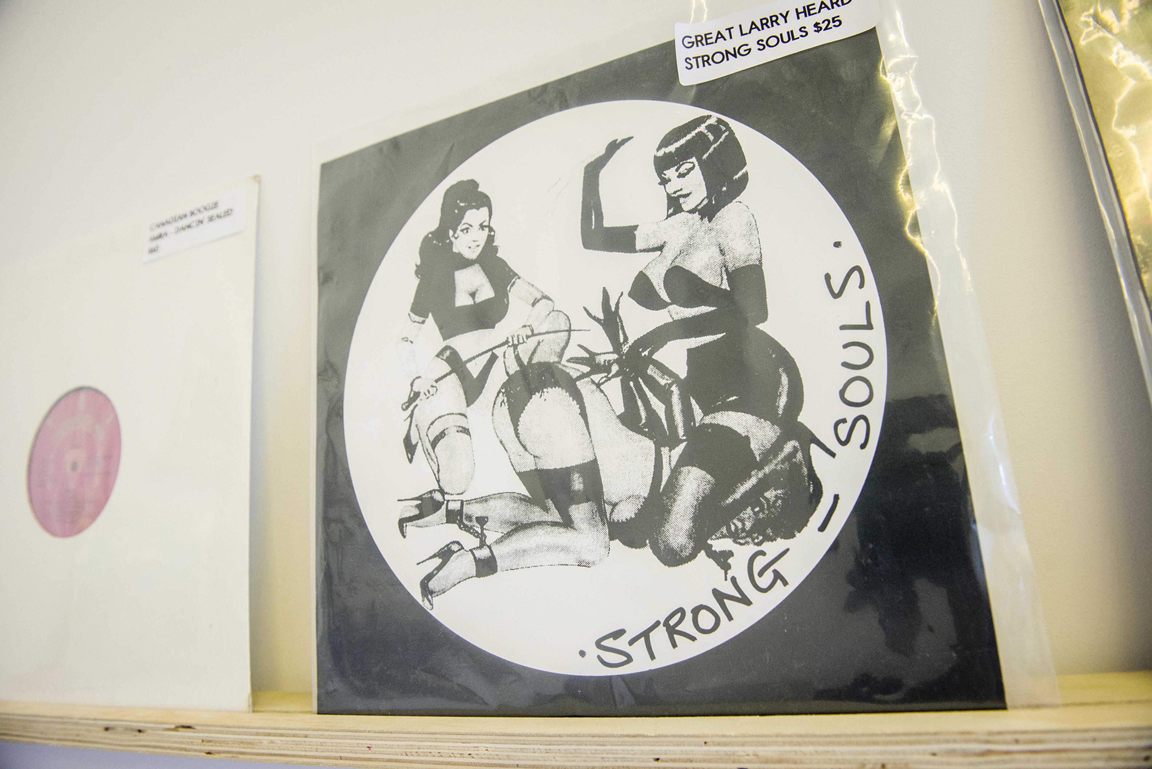 Invisible City Records Toronto