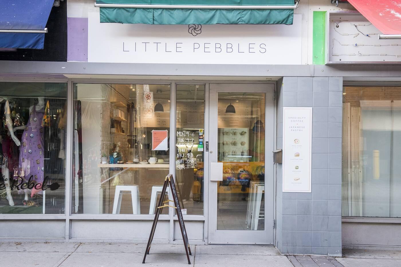 Little Pebbles Cafe Toronto