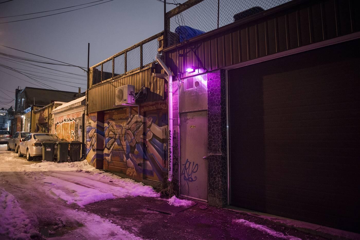 SP184 bar Toronto