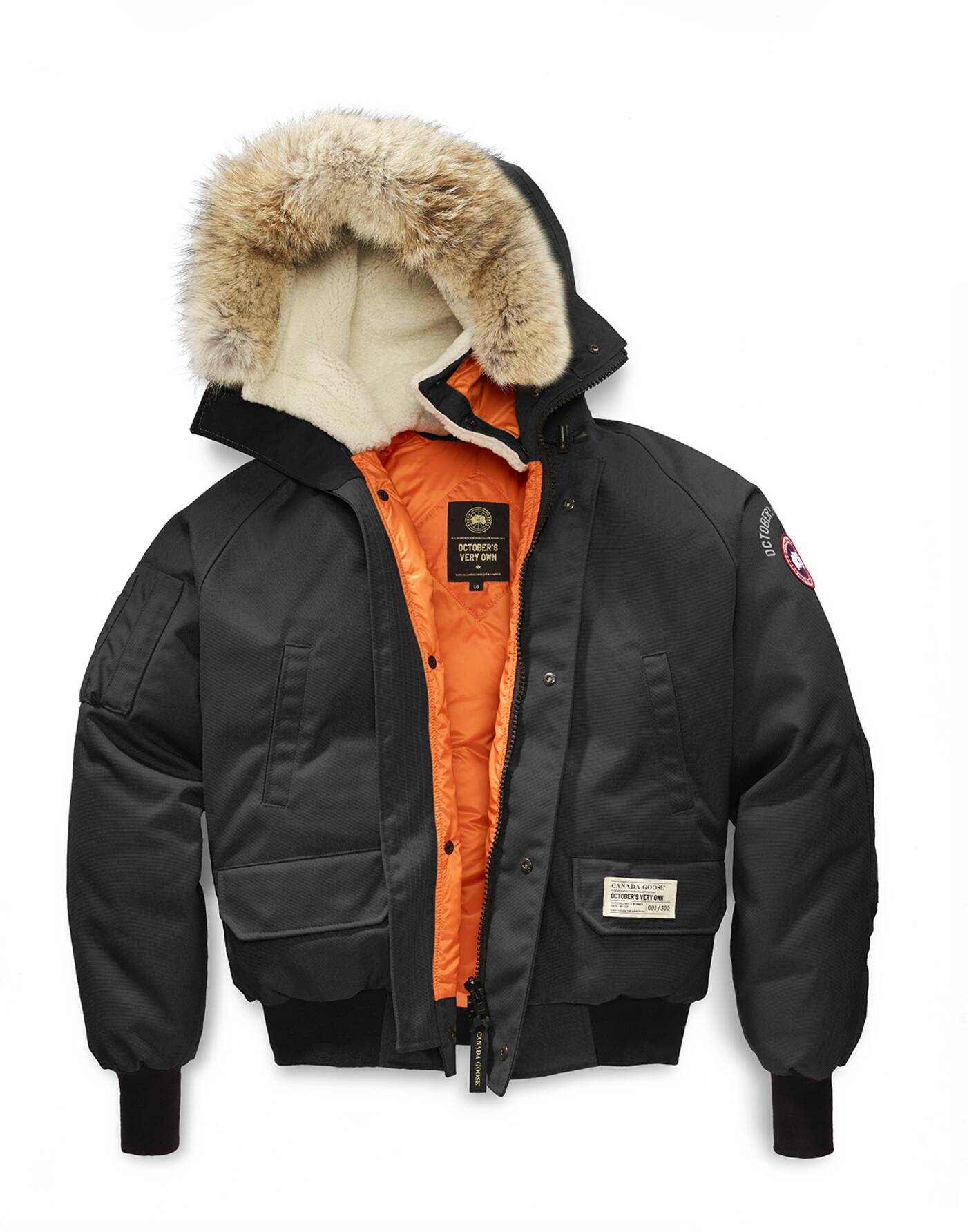 Drake and Canada Goose teaming up on winter jackets 86a56a75766f