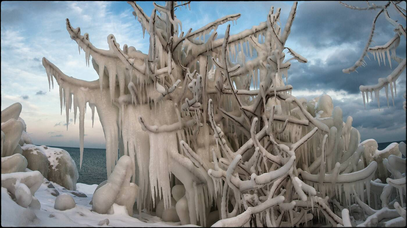 toronto ice waterfront