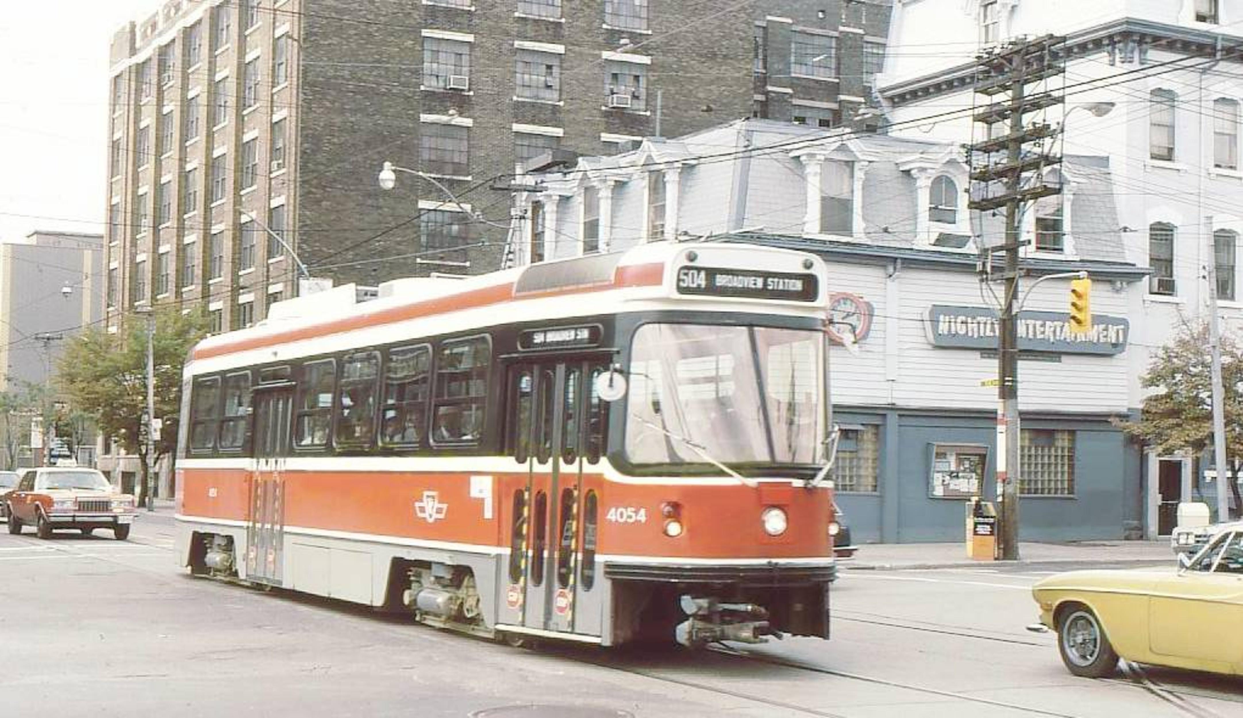 Toronto 1980s