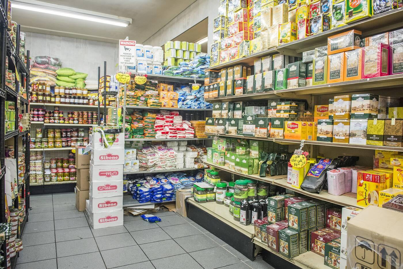 super arzon food market toronto
