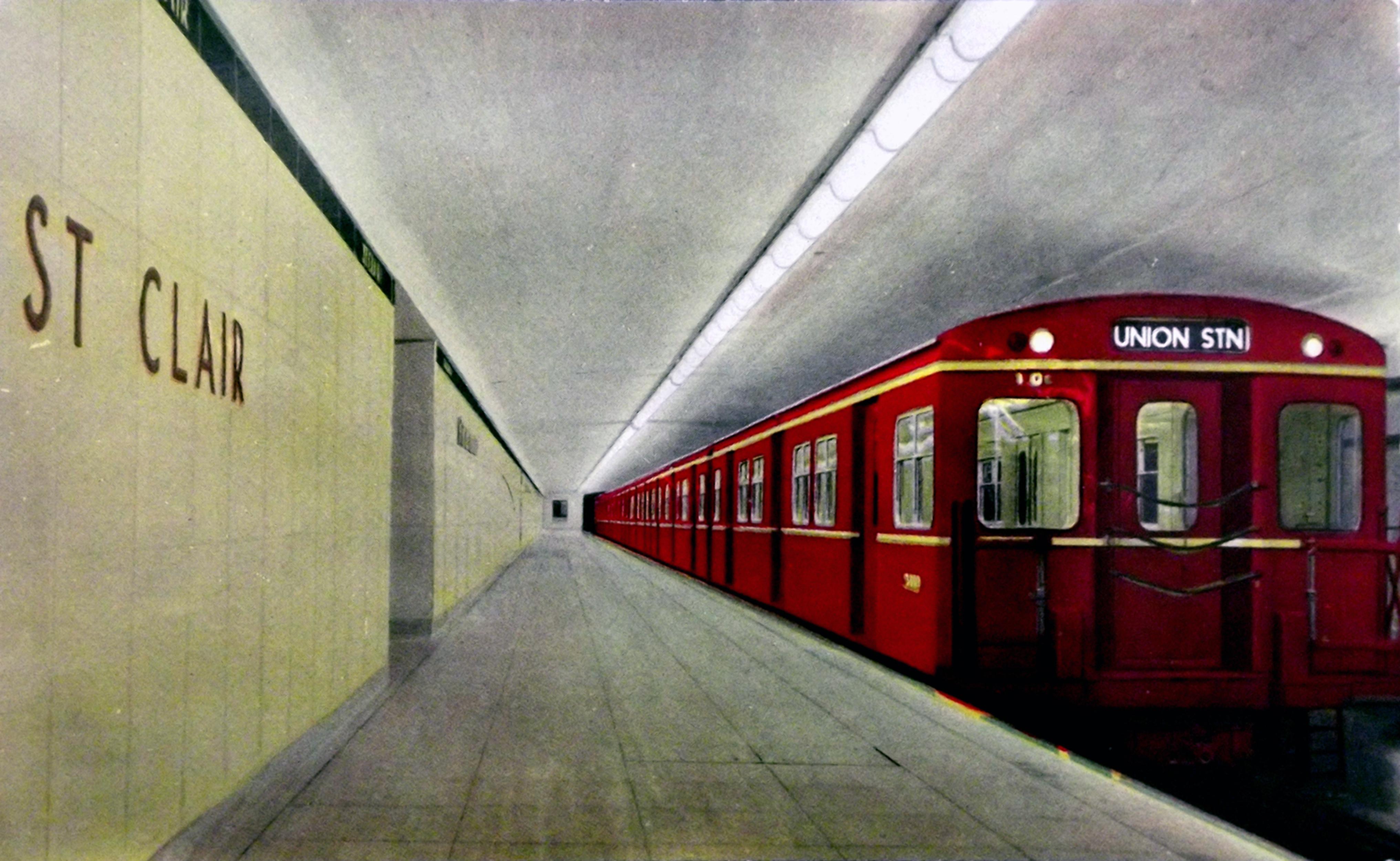 ttc 1960s
