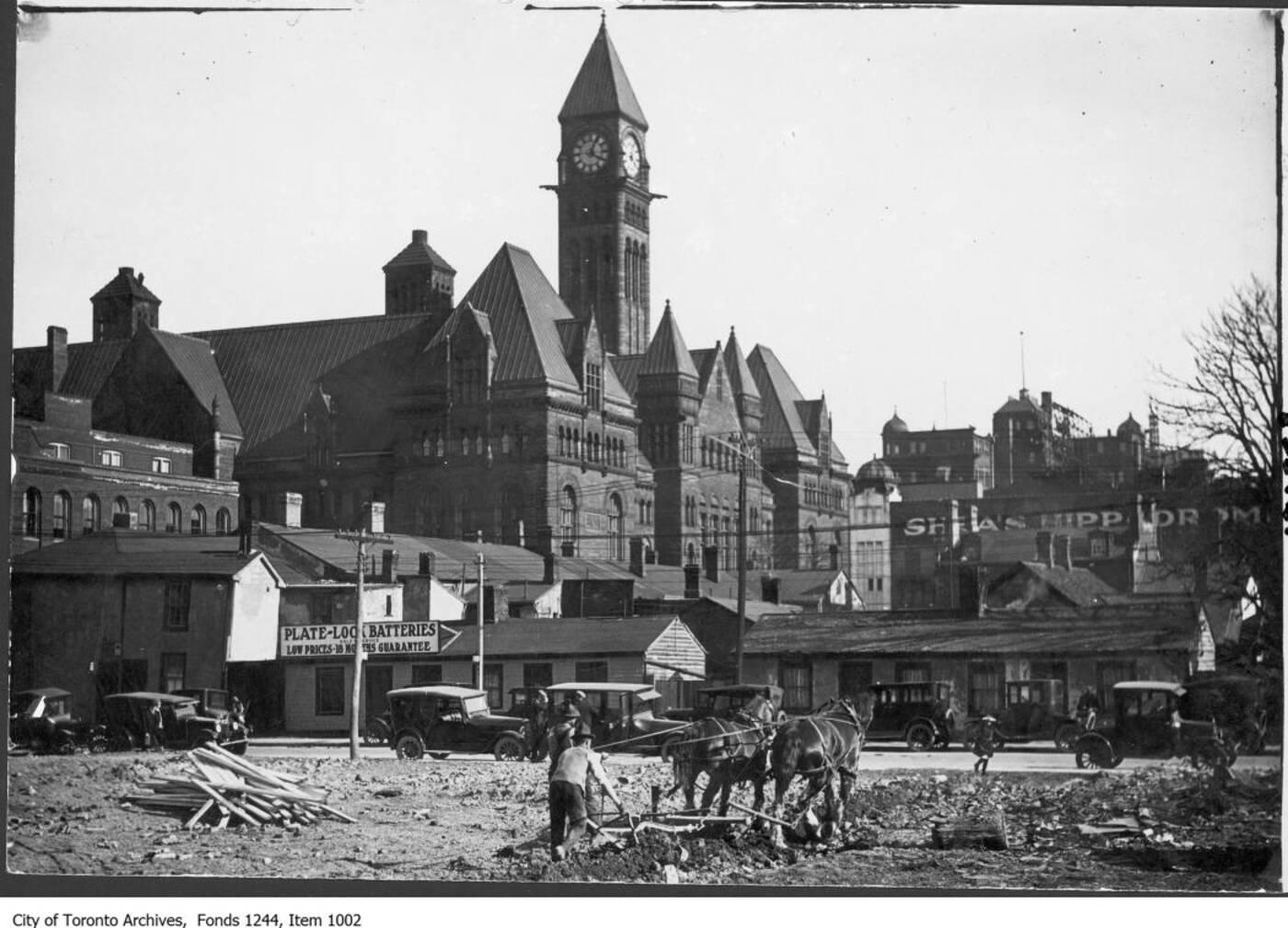 The Ward Toronto