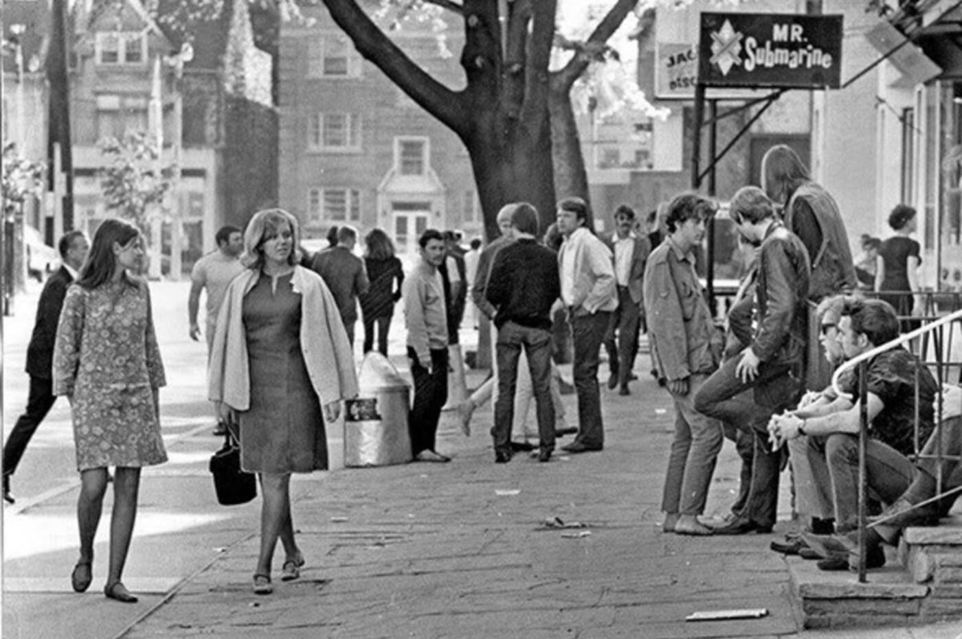 yorkville toronto 1960s
