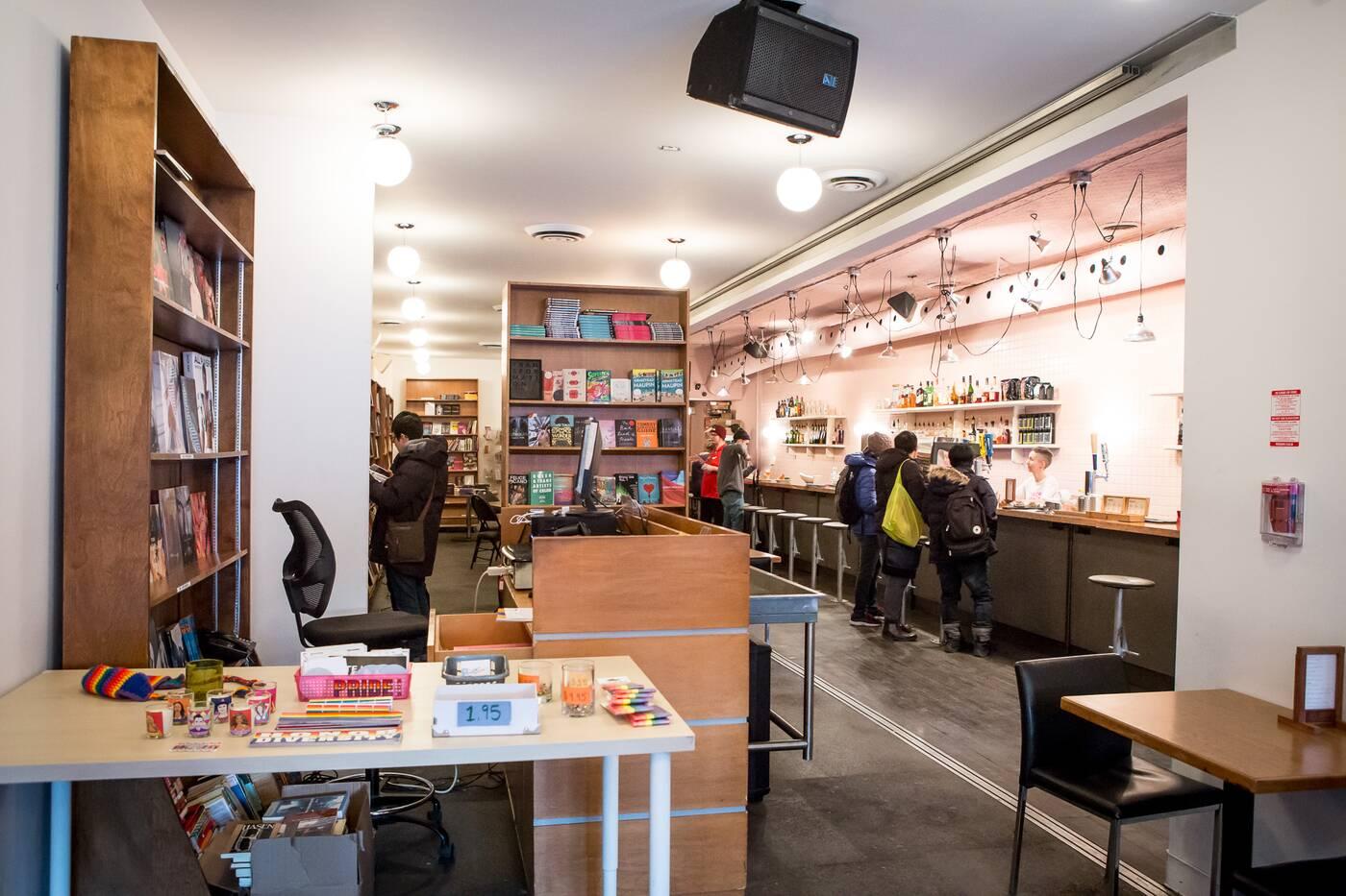 Glad Day Bookshop Toronto