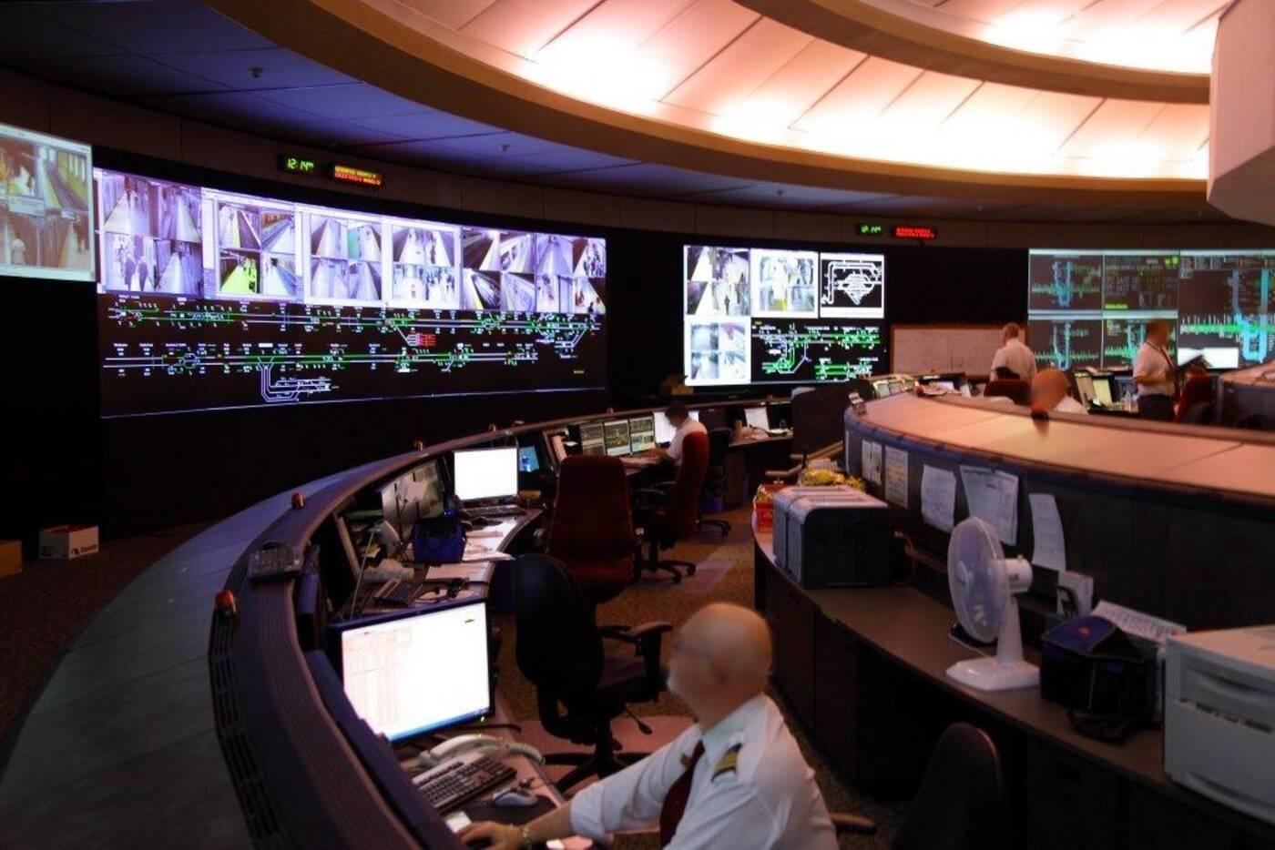 ttc transit control