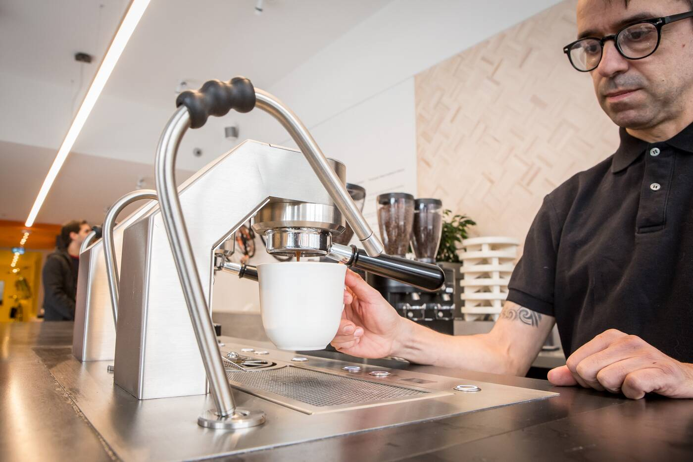 Fix Coffee Bike Toronto