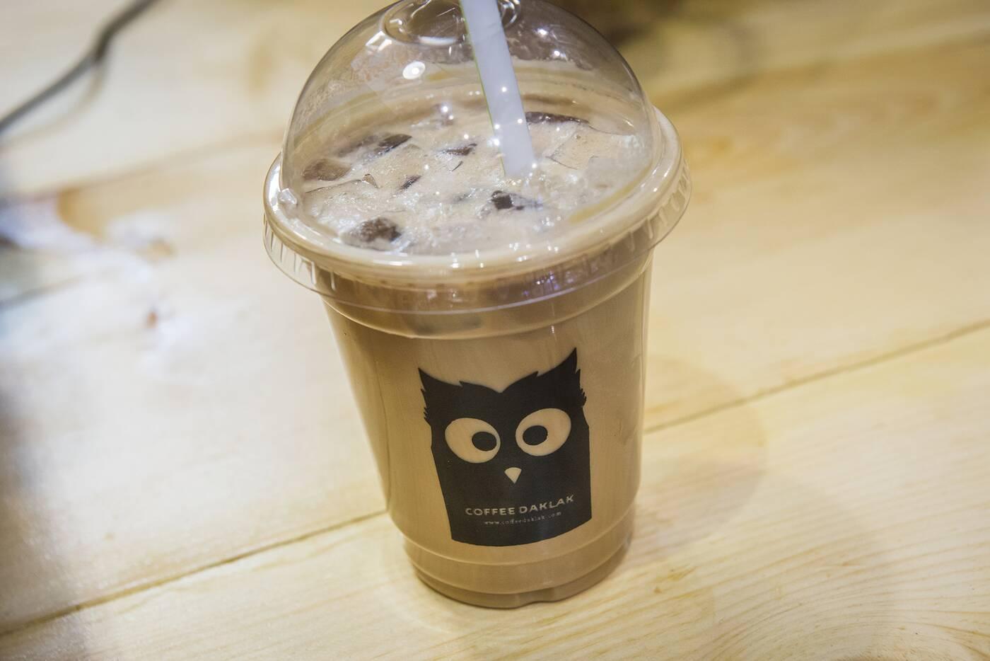 Coffee Dak Lak