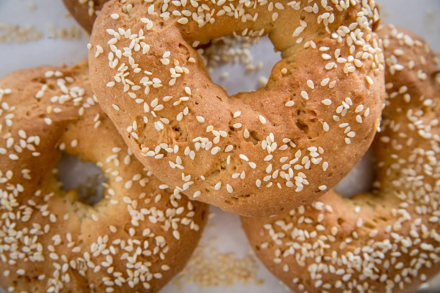 gluten free bagel