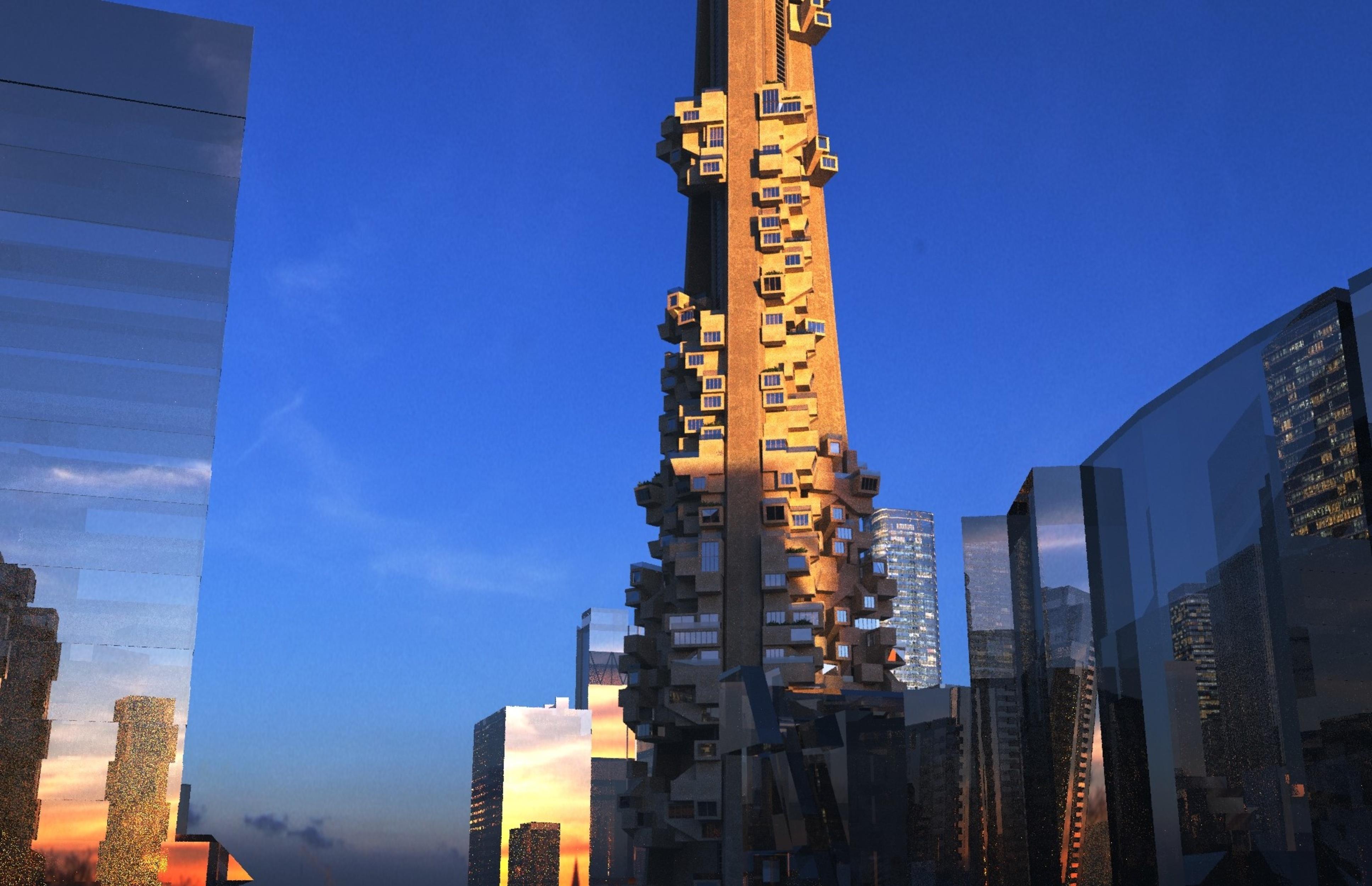 cn tower condo toronto