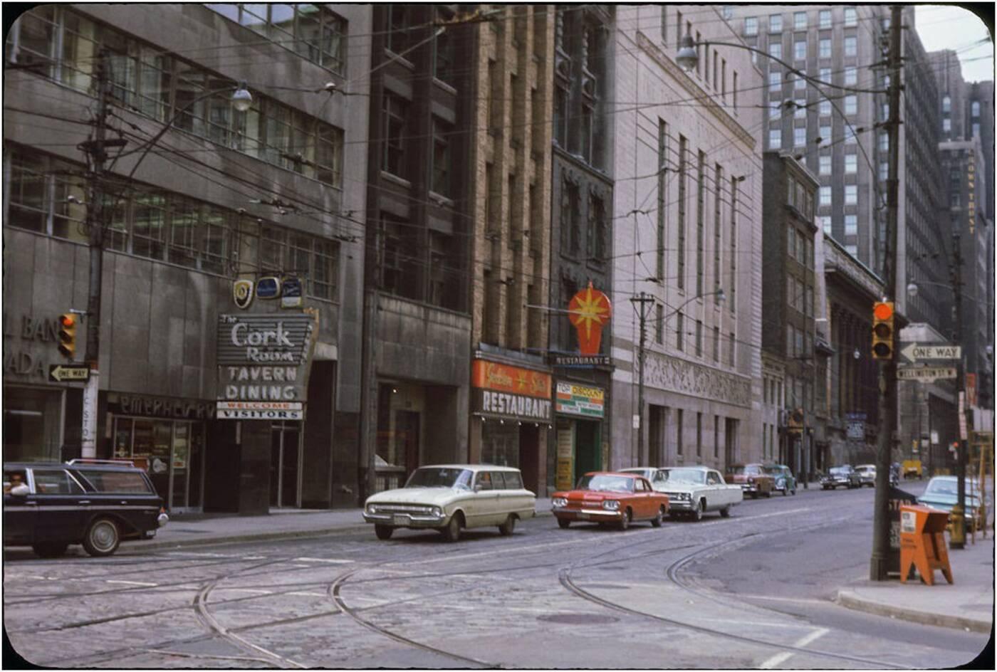 wellington street history
