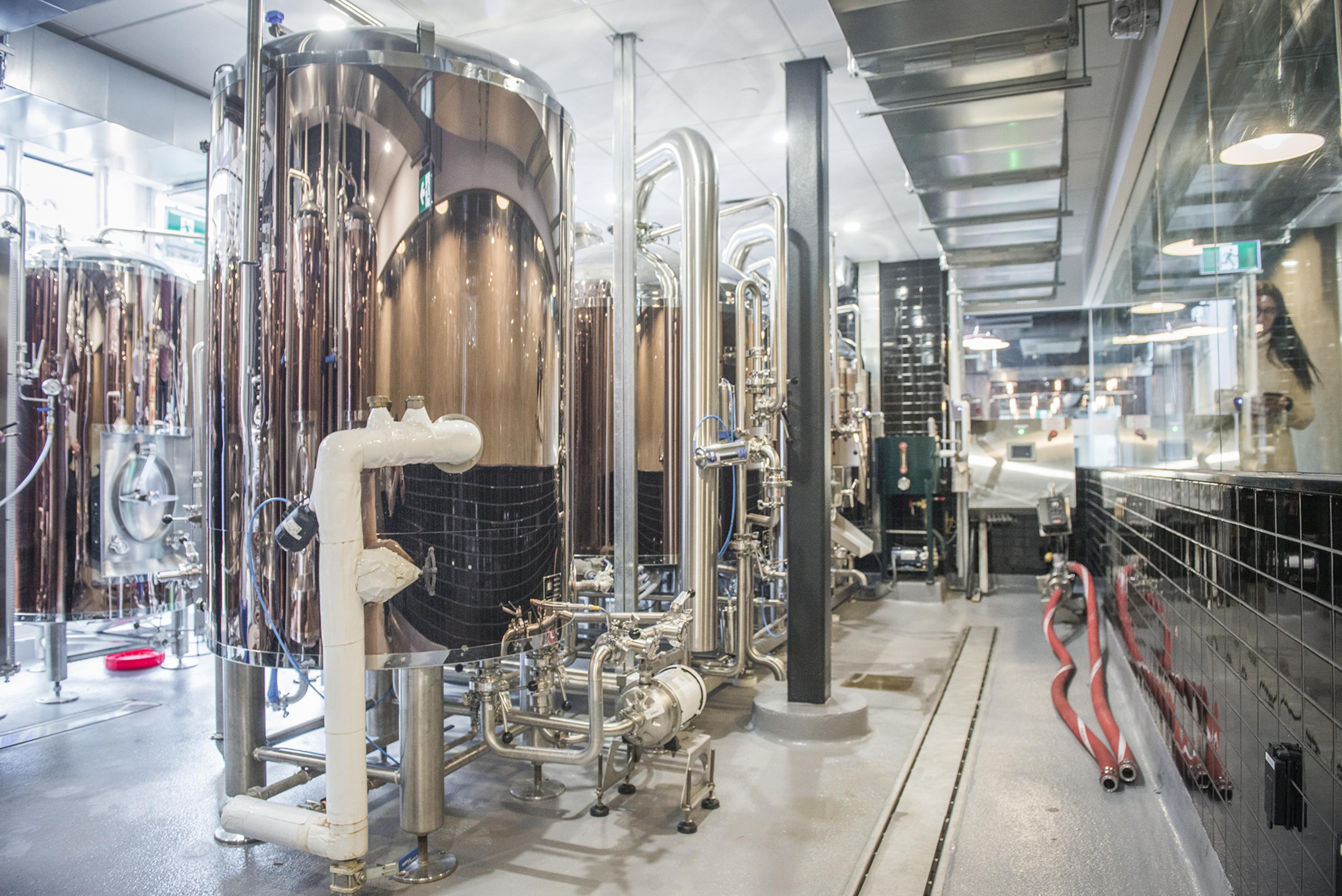 Liberty Commons Big Rock Brewery Toronto