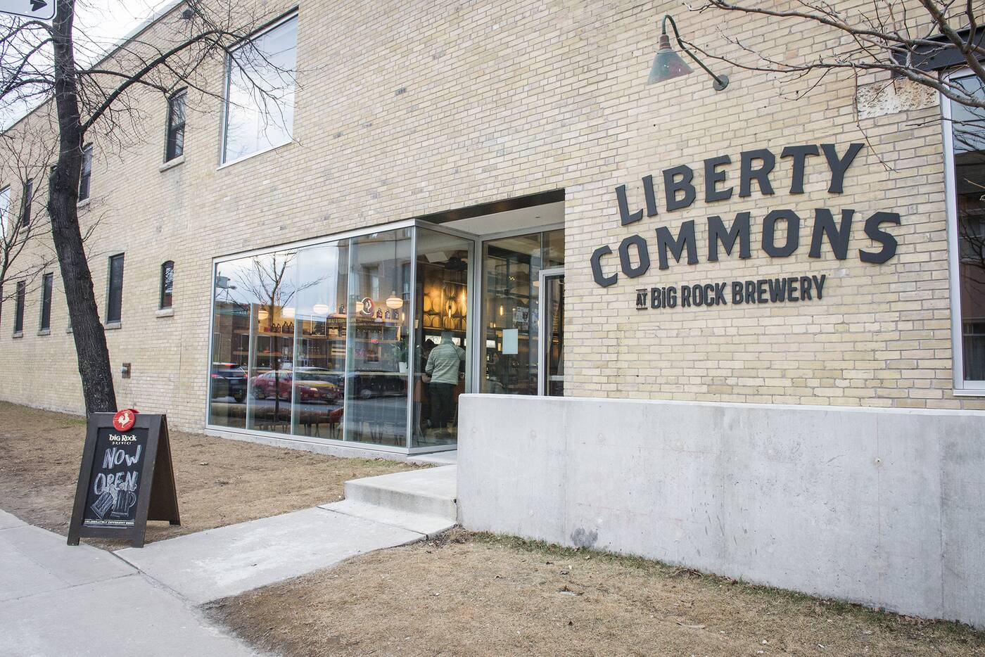 Liberty Commons Big Rock Brewery Toronto