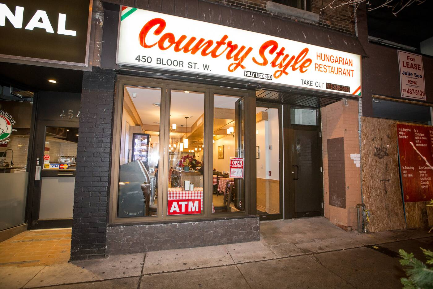 Country Style Hungarian Toronto