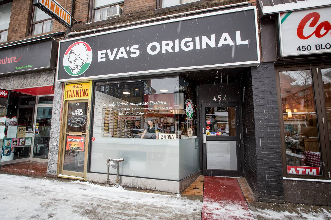 Evas Original Chimneys Toronto