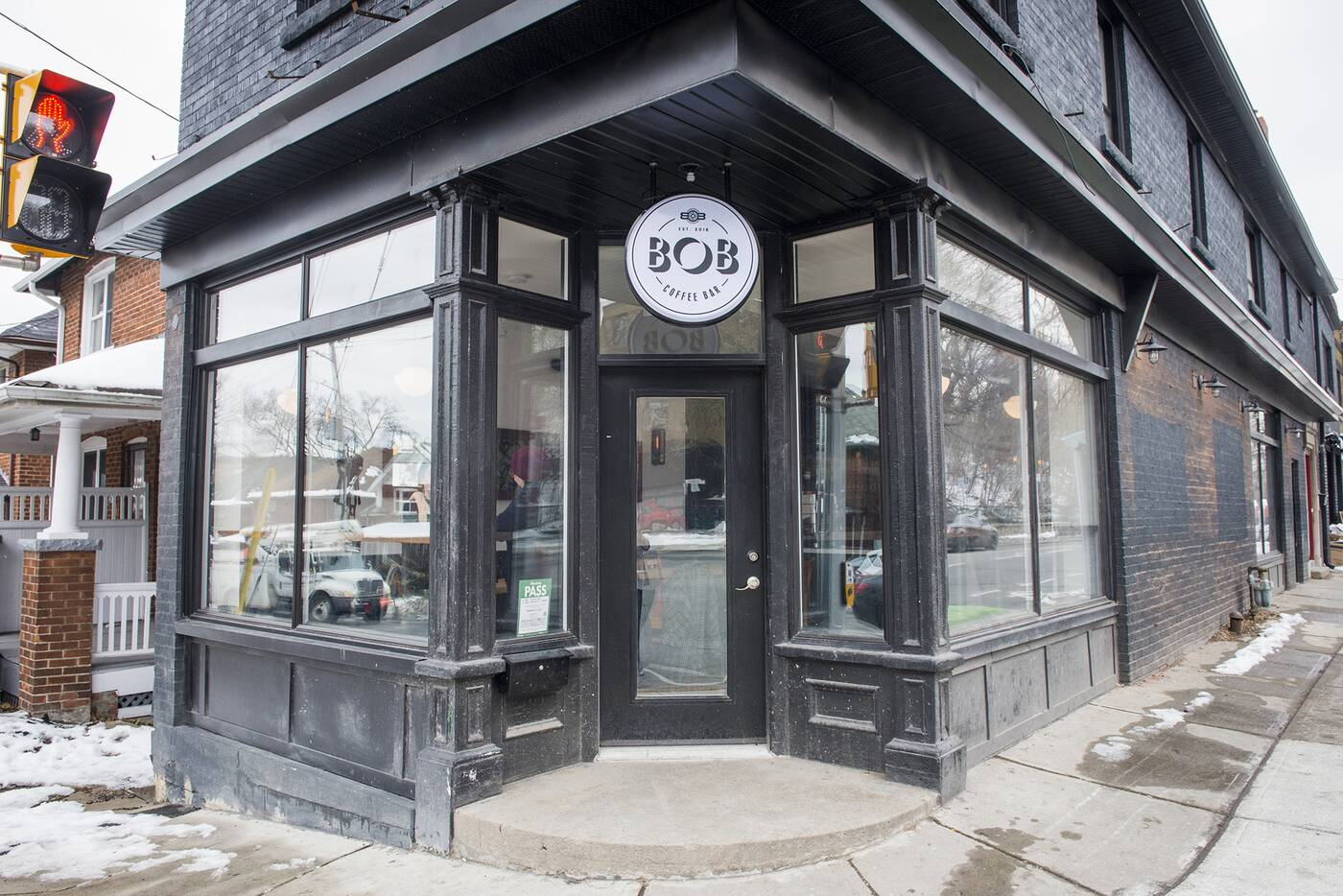 Bloor Bar Cafe