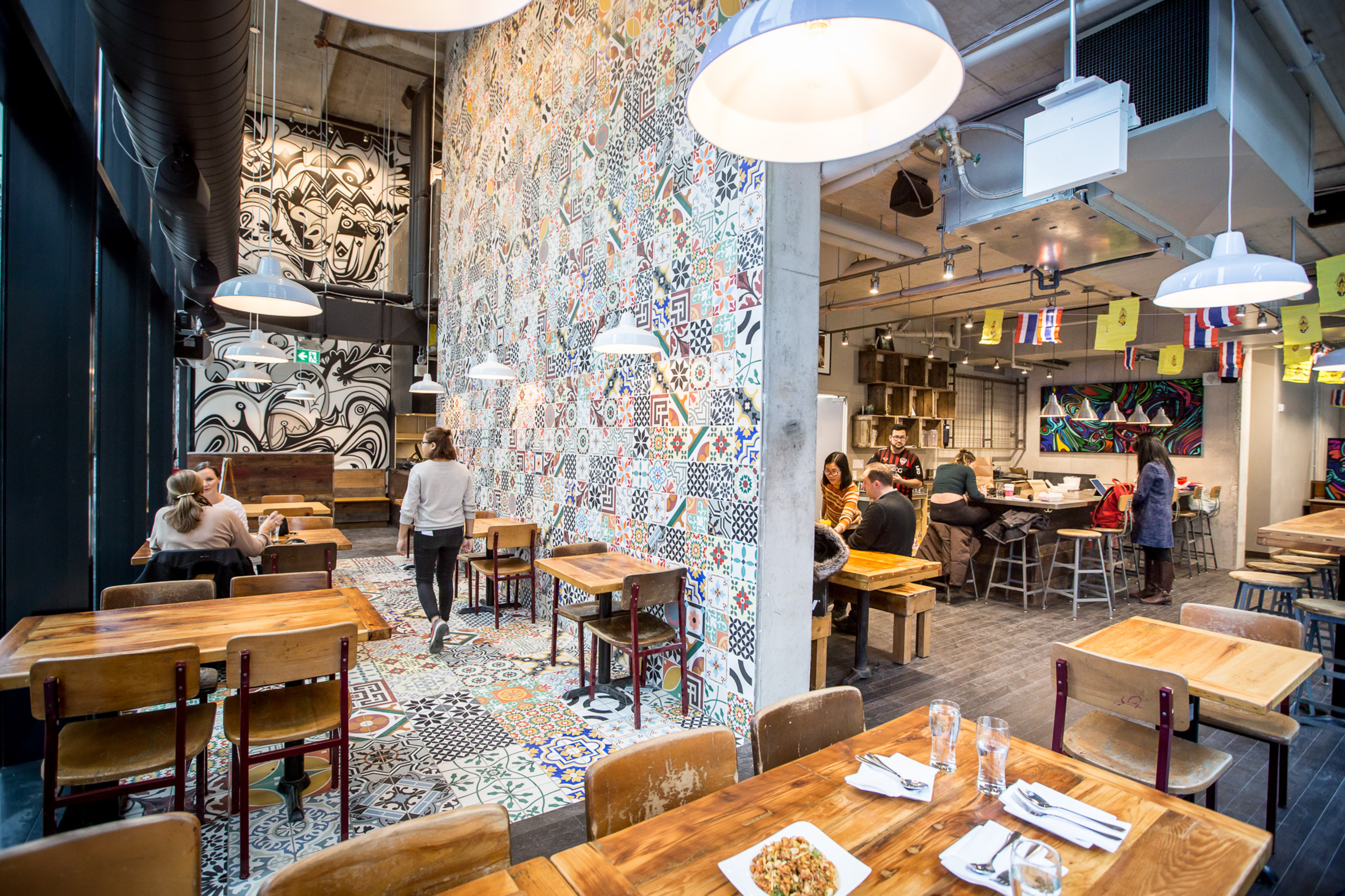 10 New Restaurants With Beautiful Interior Design In Toronto