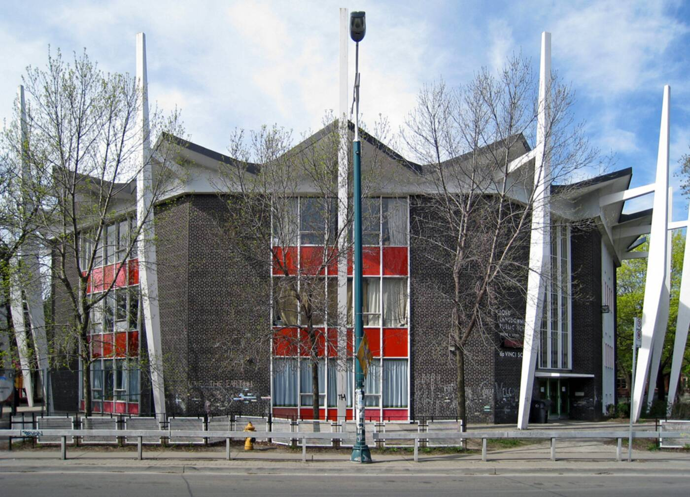 Lord Lansdowne School Toronto