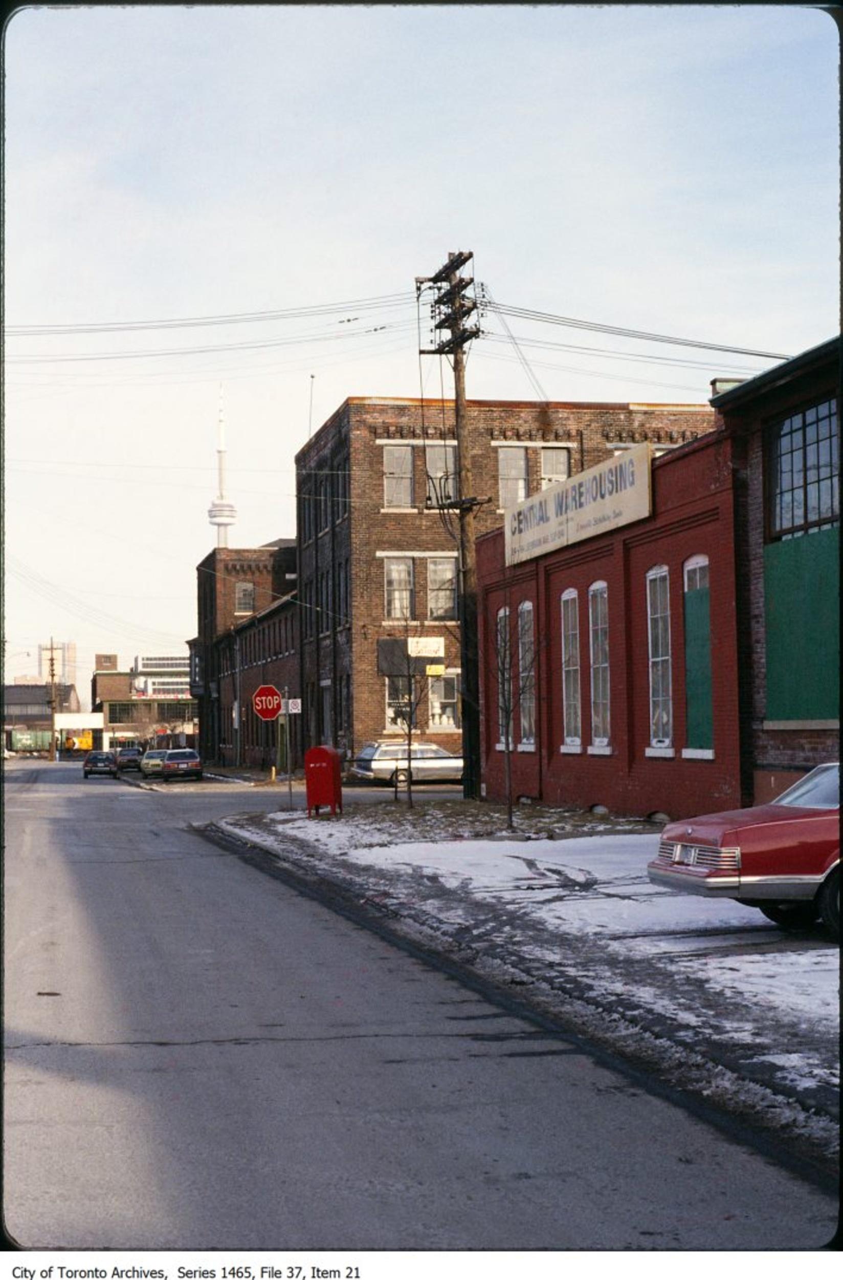 liberty village 1980